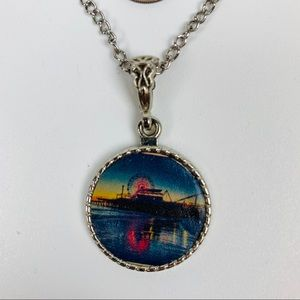 Boho-Vintage Genuine Leather Necklace